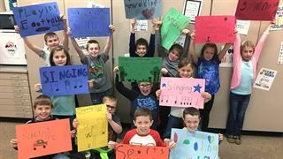 Fremont Christian School students thankful for activitites
