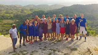 Sioux Falls Christian Group in Haiti