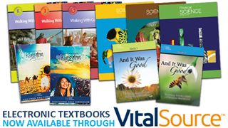 Electronic Textbooks Now Available Through VitalSource