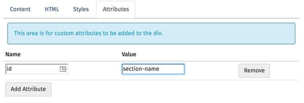 Add pod attributes