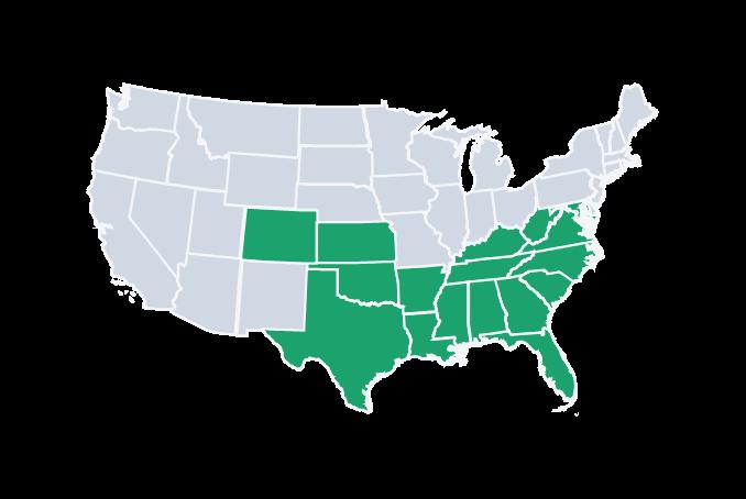 Region-Southeastern